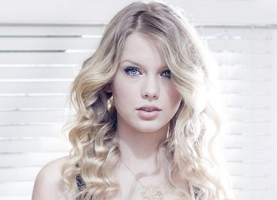blondes, women, Taylor Swift, celebrity, singers, earrings - related desktop wallpaper