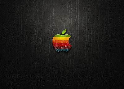 multicolor, Apple Inc., Mac, logos - related desktop wallpaper