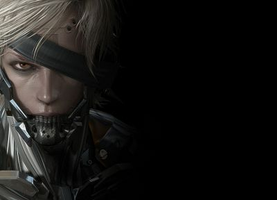 Metal Gear, realistic, Raiden, Metal Gear Rising: Revengeance - random desktop wallpaper