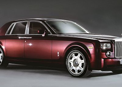 cars, Rolls Royce, Rolls Royce Phantom, classic cars - random desktop wallpaper