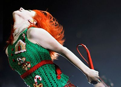Hayley Williams, women, celebrity, singers - random desktop wallpaper