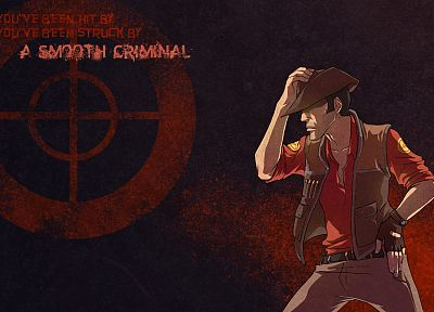 Team Fortress 2, Sniper TF2 - random desktop wallpaper