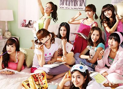 women, Girls Generation SNSD, celebrity, K-Pop - random desktop wallpaper