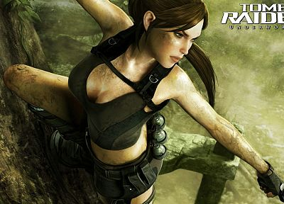 video games, Tomb Raider, Lara Croft - desktop wallpaper
