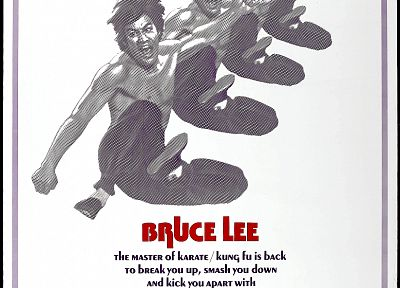 Bruce Lee - related desktop wallpaper