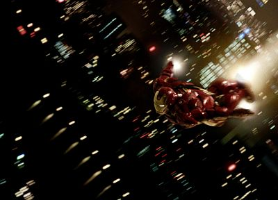 Iron Man, Iron Man 2 - random desktop wallpaper