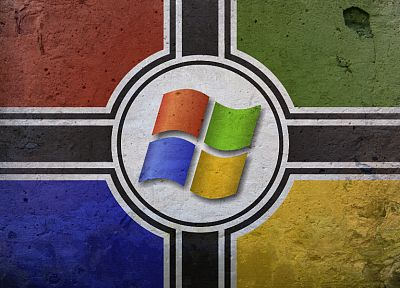 flags, Microsoft Windows - random desktop wallpaper