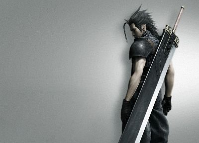 Final Fantasy, Final Fantasy VII, Crisis Core, Zack Fair - random desktop wallpaper