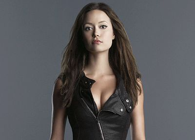 women, Terminator, Summer Glau, Terminator The Sarah Connor Chronicles, Cameron Phillips - related desktop wallpaper
