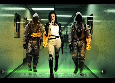 video games, Mass Effect, Miranda Lawson, BioWare - related desktop wallpaper