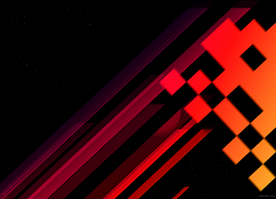 video games, Space Invaders - random desktop wallpaper
