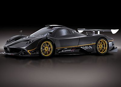 cars, Pagani Zonda, vehicles - random desktop wallpaper