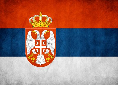flags, Serbia - random desktop wallpaper