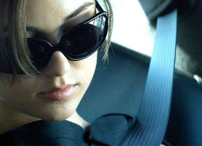 women, actress, screenshots, sunglasses, Sasha Grey, seatbelts, The Girlfriend Experience - related desktop wallpaper