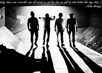 Clockwork Orange - random desktop wallpaper