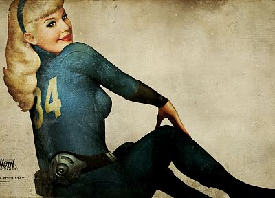 video games, Fallout, Fallout: New Vegas - desktop wallpaper