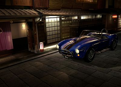 video games, cars, vehicles, Ford Shelby, Gran Turismo 5, Playstation 3 - related desktop wallpaper