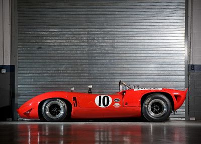 vintage, cars, old cars, Lola T70 - desktop wallpaper