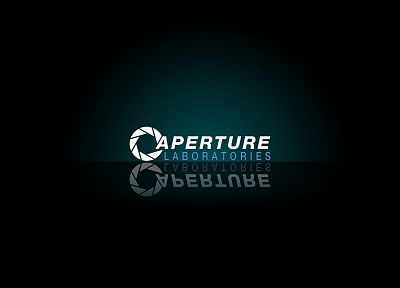 Valve Corporation, Portal, Aperture Laboratories - related desktop wallpaper