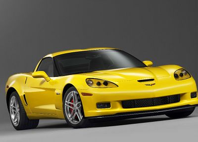 cars, Corvette, Chevrolet Corvette Z06 - random desktop wallpaper