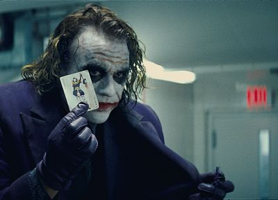 movies, The Joker, Heath Ledger, The Dark Knight - random desktop wallpaper