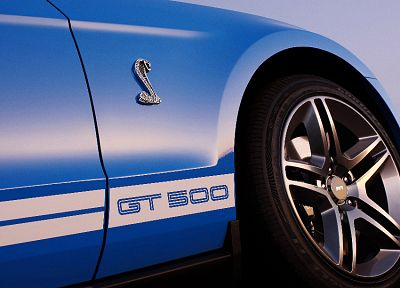 close-up, cars, Ford Shelby, low-angle shot, Ford Mustang Shelby GT500 - related desktop wallpaper