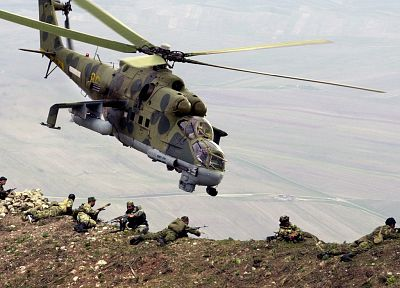 helicopters, Soviet, Afghanistan, mil, vehicles, Mi-24, Mi-24 Hind - related desktop wallpaper
