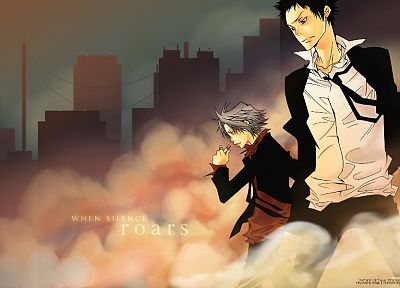 Katekyo Hitman Reborn, anime - desktop wallpaper