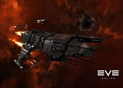 EVE Online, tengu - random desktop wallpaper
