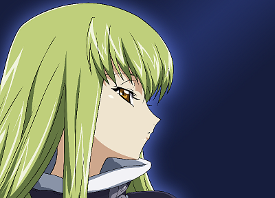 Code Geass, C.C. - random desktop wallpaper