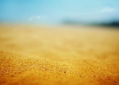 sand, summer, depth of field - related desktop wallpaper