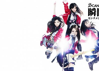 Scandal, jpop - random desktop wallpaper