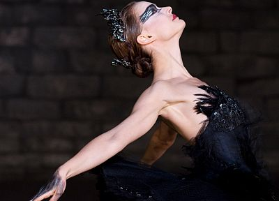women, Natalie Portman, Black Swan - random desktop wallpaper