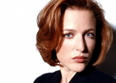 Gillian Anderson, models - desktop wallpaper