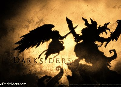 Darksiders - random desktop wallpaper