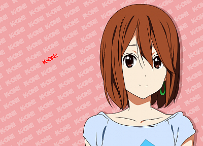 K-ON!, Hirasawa Yui, anime - desktop wallpaper