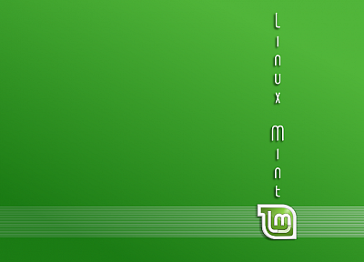 green, Linux, mint, Linux Mint - random desktop wallpaper