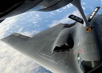 aircraft, military, bomber, planes, B-2 Spirit - desktop wallpaper