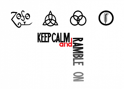 typography, Keep Calm and - random desktop wallpaper