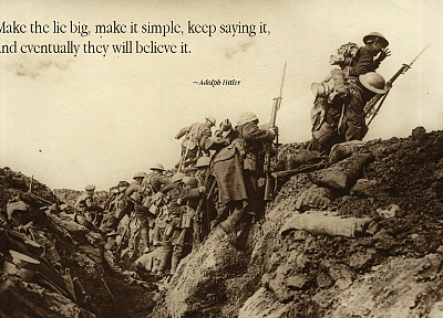 war, World War I, Adolf Hitler - related desktop wallpaper