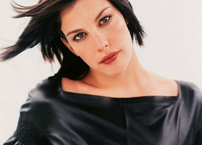women, actress, Liv Tyler - random desktop wallpaper