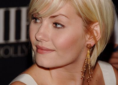 women, Elisha Cuthbert, actress - random desktop wallpaper