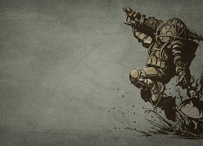 BioShock - random desktop wallpaper