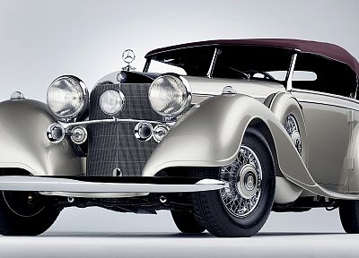 vintage, cars, classic cars, Mercedes-Benz - related desktop wallpaper