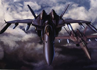 aircraft, Macross, Macross Frontier, valkyrie, robotech, vehicles - random desktop wallpaper