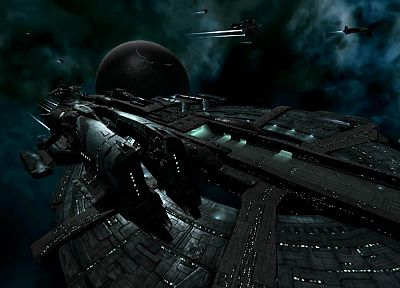 EVE Online - random desktop wallpaper