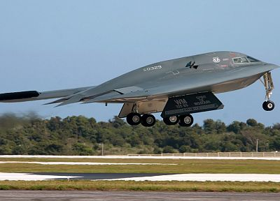 war, airplanes, stealth bomber, B-2 Spirit - desktop wallpaper