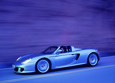 cars, vehicles, Porsche Carrera GT - random desktop wallpaper