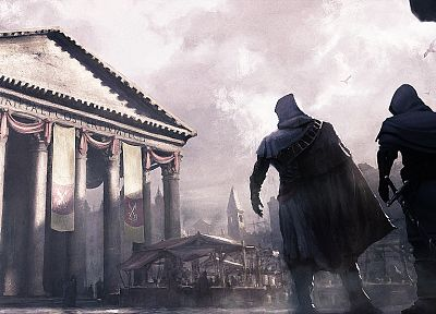 Assassins Creed 2 - random desktop wallpaper