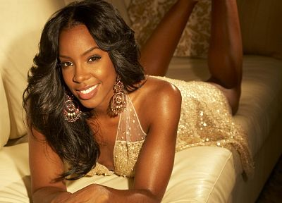 women, Kelly Rowland - random desktop wallpaper